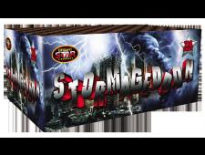 2411 - Stormageddon 116-Shot fan Barrage