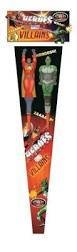 FD118RX 5000 - Heroes & Villains Rocket Pack 2pce PBH