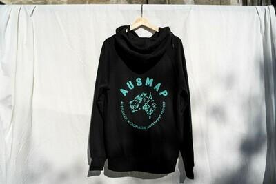 AUSMAP Logo unisex Hoodie