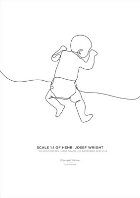 Abstract Birth Poster: Tummy Time