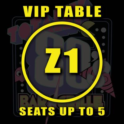 VIP TABLE Z1