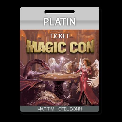 MagicCon Platin-Ticket