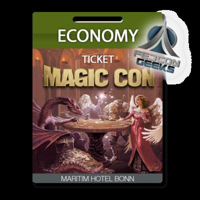 MagicCon Economy-Ticket GEEKS