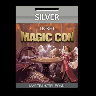 MagicCon Silver-Ticket