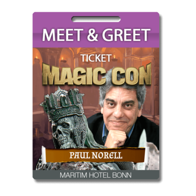 Meet and Greet Paul Norell