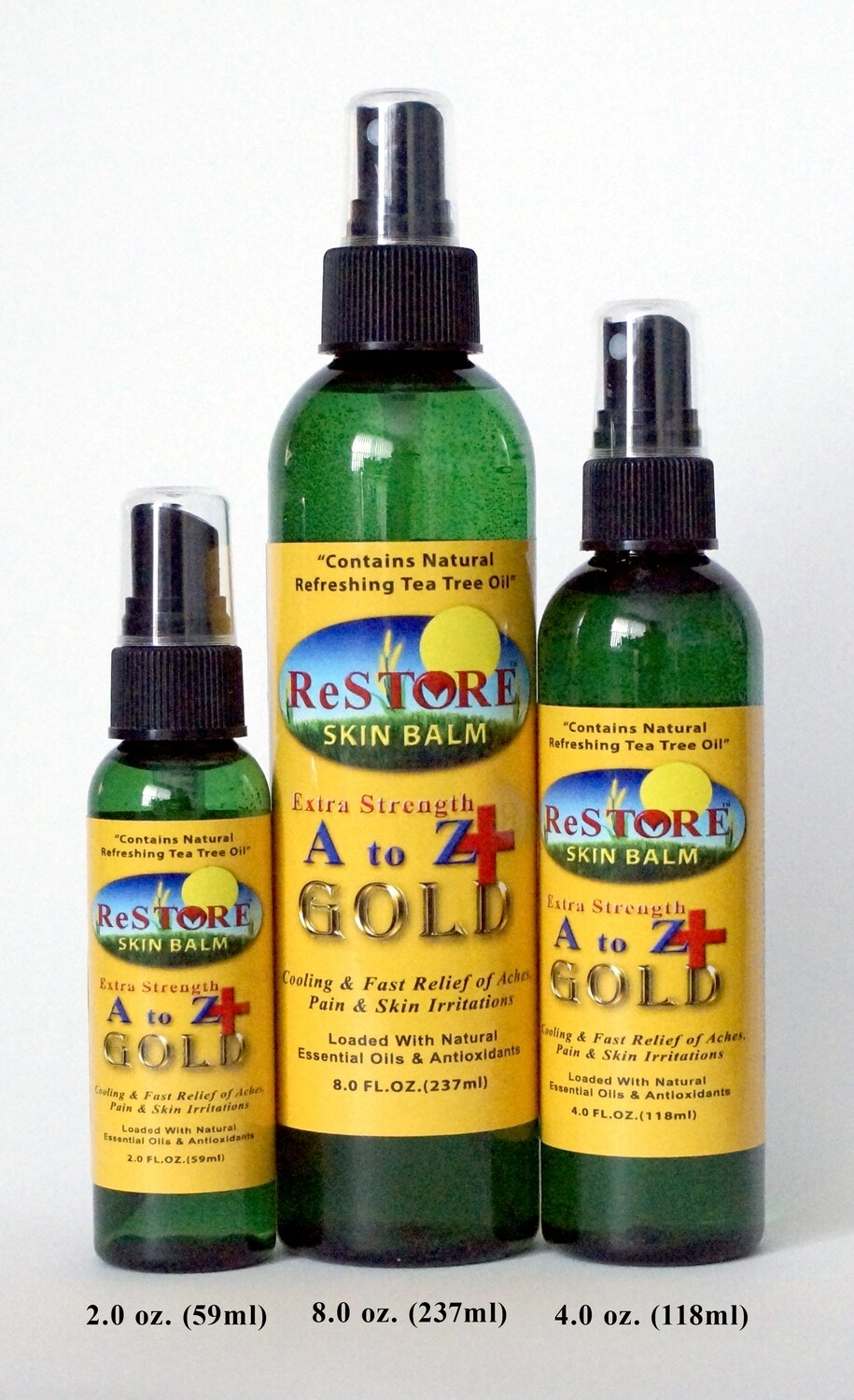 ReSTORE A-to-Z Gold Skin Balm