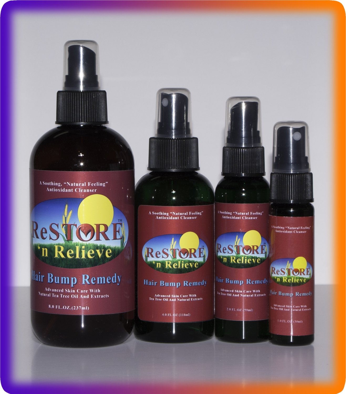 ReSTORE Hair Bump Remedy