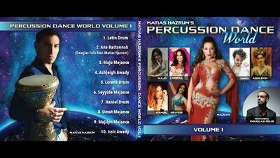 Percussion Dance World Vol. 1