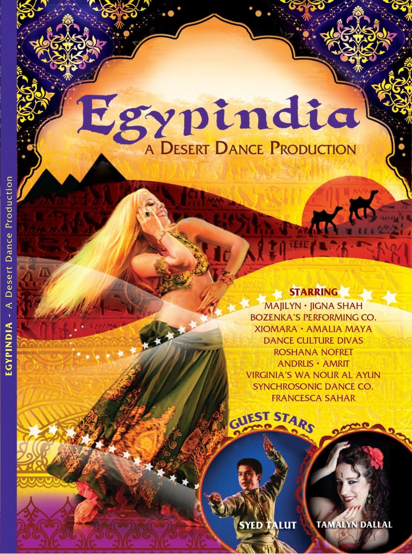 Egypindia DVD