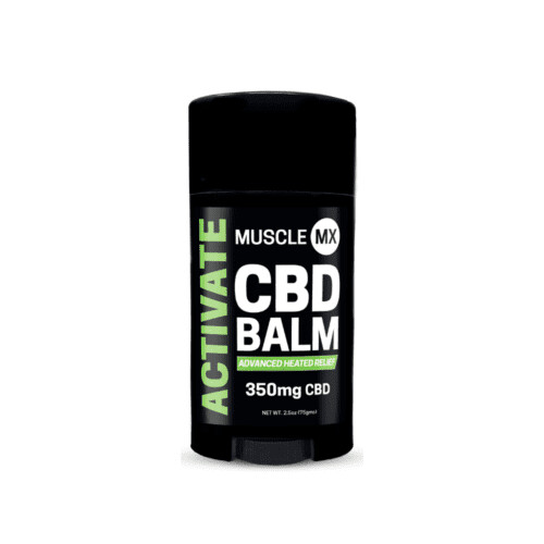 Muscle MX CBD balm 250MG (2.5oz) Activate
