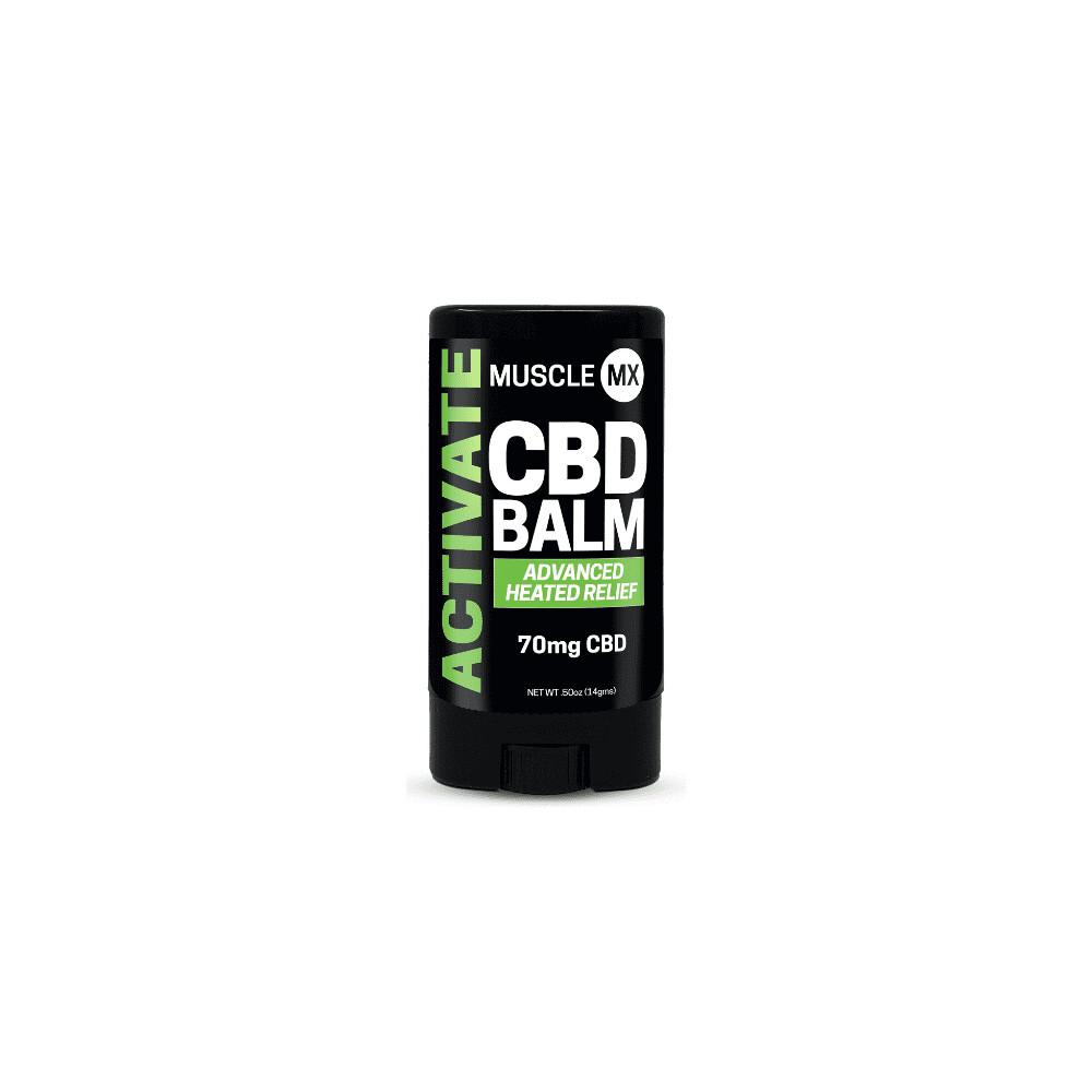 Muscle MX CBD Balm 50g  OZ Activate