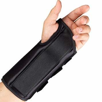 "8"" Wrist Splint Large Left"