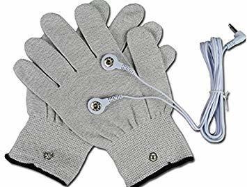 Eb Conductive glove for tens