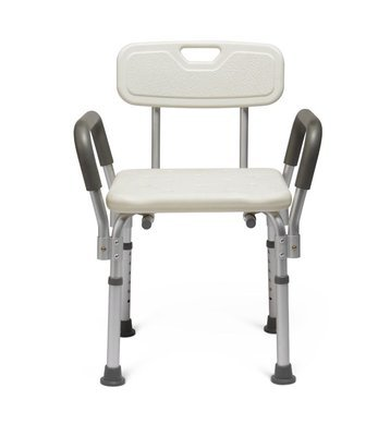 Guardian Bath Bench with Arms and Back