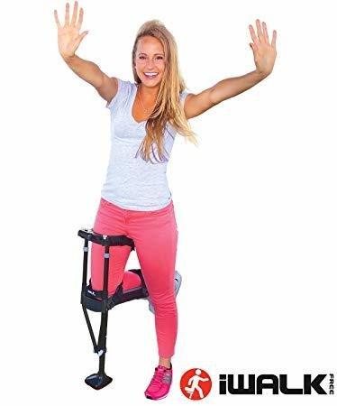iWalk 2.0 hands free knee crutch