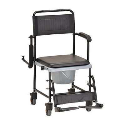 Portable Commode with drop arm (NOVA)