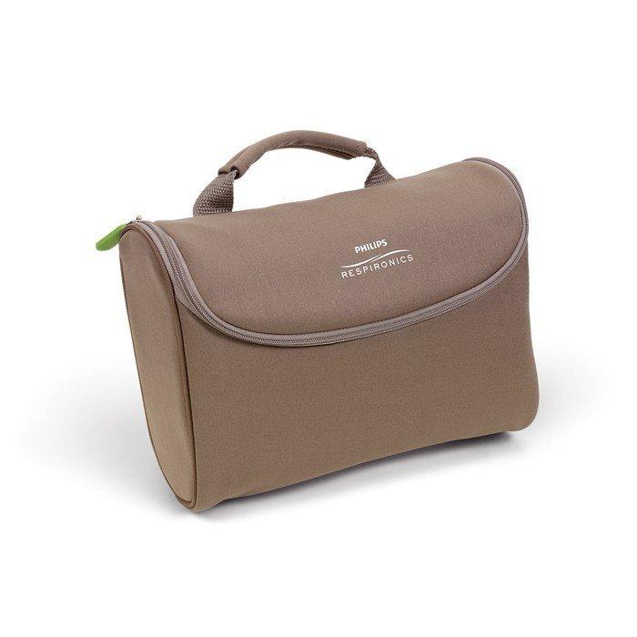 SimplyGo Mini accessory bag, brown