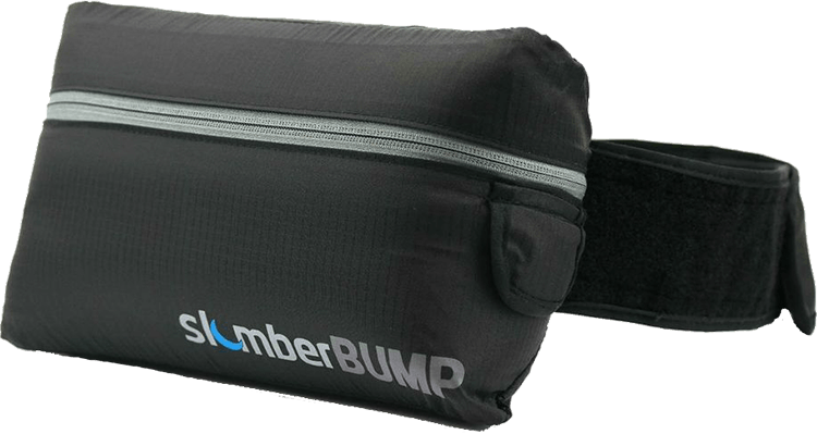 Slumber bump extension belt