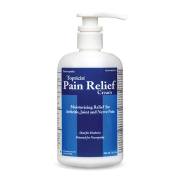 Topricin pain releif cream 16 0z