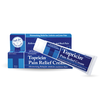 Topricin pain relief 2 oz