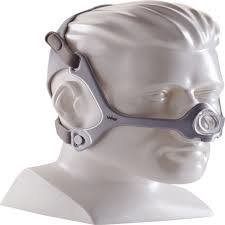 Wisp mask with fabric frame, with headgear (sm, m, l, xl)