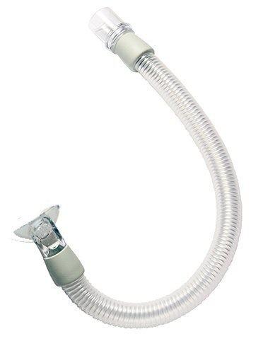 Nuance/Nuance Pro swivel tube with exhalation