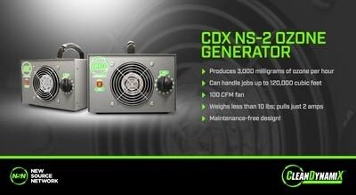 CDX NS-2 Ozone Generator