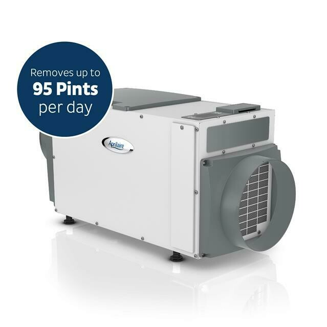 Aprilaire 1850 Crawl Space Dehumidifier - 95 Pints/Day