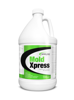 Mold Xpress Mold Stain Remover (Gallon) By Newline Industries