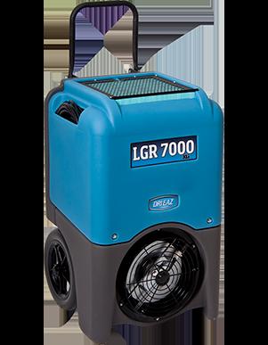 LGR 7000XLi Dehumidifier by Dri-Eaz