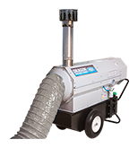 Dragon 3600 Mobile Furnace by Dri-Eaz