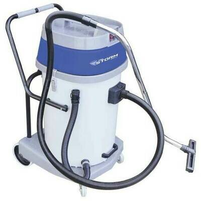 Mercury Storm 20 Gallon Poly Wet/Dry Vac with Tools