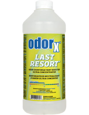 Last Resort (Quart)