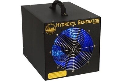 Titan 2000 Hydroxyl Generator w/Hydroxyl Maximizer by International Ozone