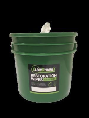 CleanDynamix Restoration Dry Wipe Kit