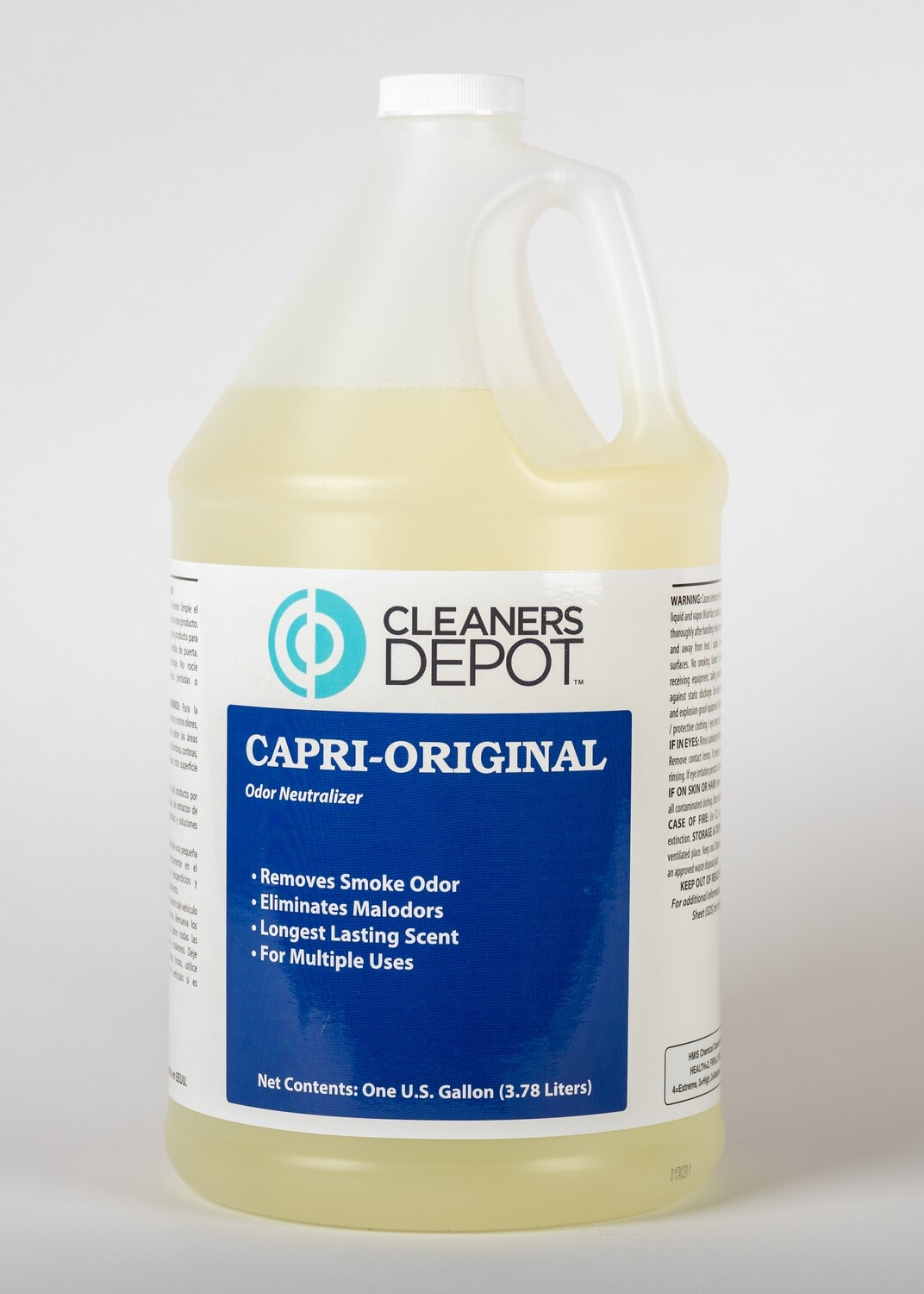 Capri - The Cleaner's Depot (Gallon) by MidLab | Citrus Deodorizer