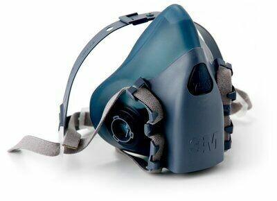 Half Face Respirator, 3M 7500 Series