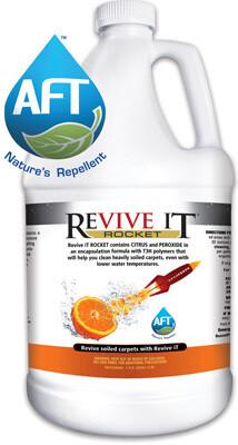 Bonnet Pro Revive It Rocket Citrus Oxy Encap Detergent & Oxy Spotter (Gal.)
