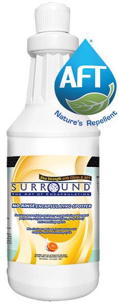Surround No-Rinse Encap Spotter (1 Quart) by Bonnet Pro