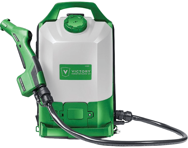 Victory Electrostatic Sprayer, Back Pack
