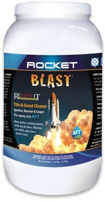 Bonnet Pro Rocket Blast Tile and Grout Oxy Citrus Cleaner