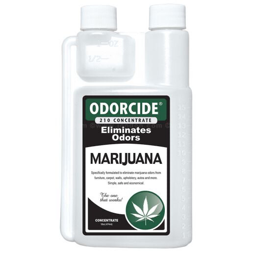 Odorcide Marijuana Smoke, 16oz. Concentrate