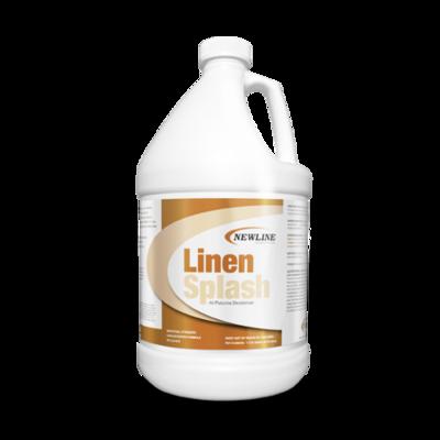 Linen Splash (Gallon) by Newline | Premium All Purpose Deodorizer