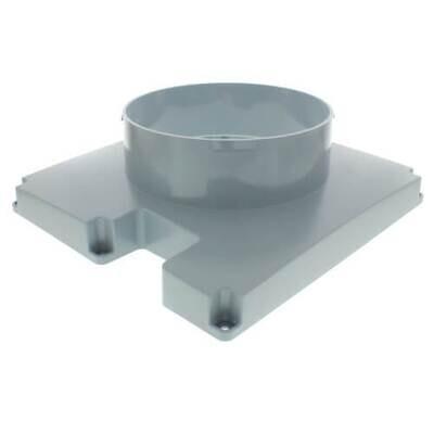 Aprilaire Crawlspace Dehumidifier Outlet Duct Collar, 5698, Fits E070