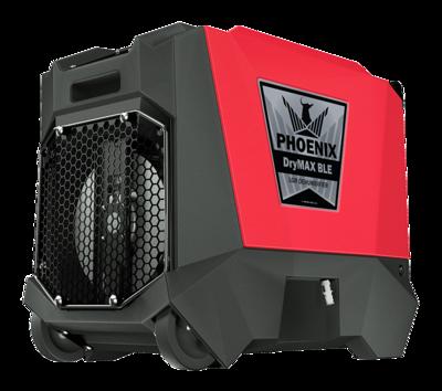 Phoenix DryMAX BLE LGR Dehumidifier - RED