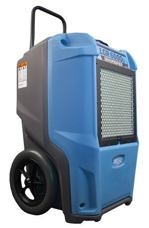 LGR 6000Li Dehumidifier by Dri-Eaz