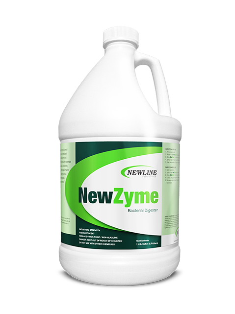 New Zyme (Gallon) by Newline | Enzymatic Odor Destroyer