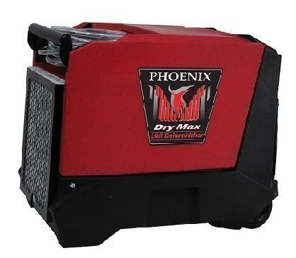 Phoenix Therma-Stor Dry Max LGR Dehumidifier - RED