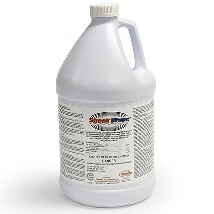 Shockwave Concentrate Disinfectant (GL) by Fiberlock