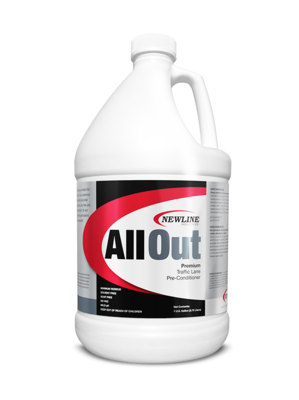 All-Out (Gallon) by Newline | Carpet Prespray